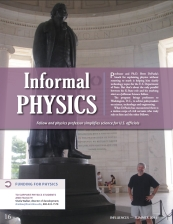 Informal Physics
