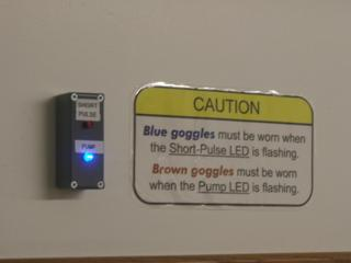 KLS information display