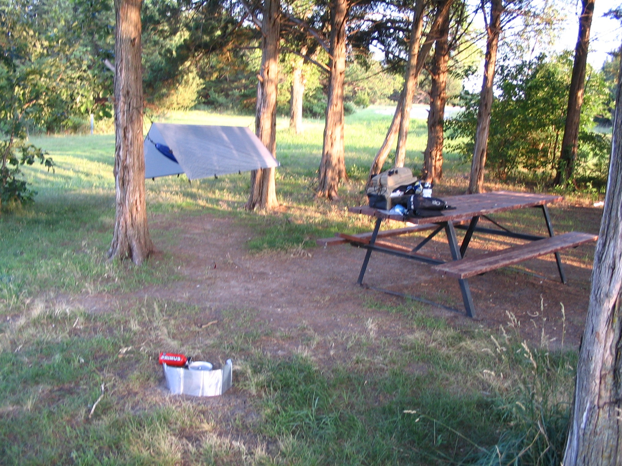 Bug Out Camp : Bug out camping