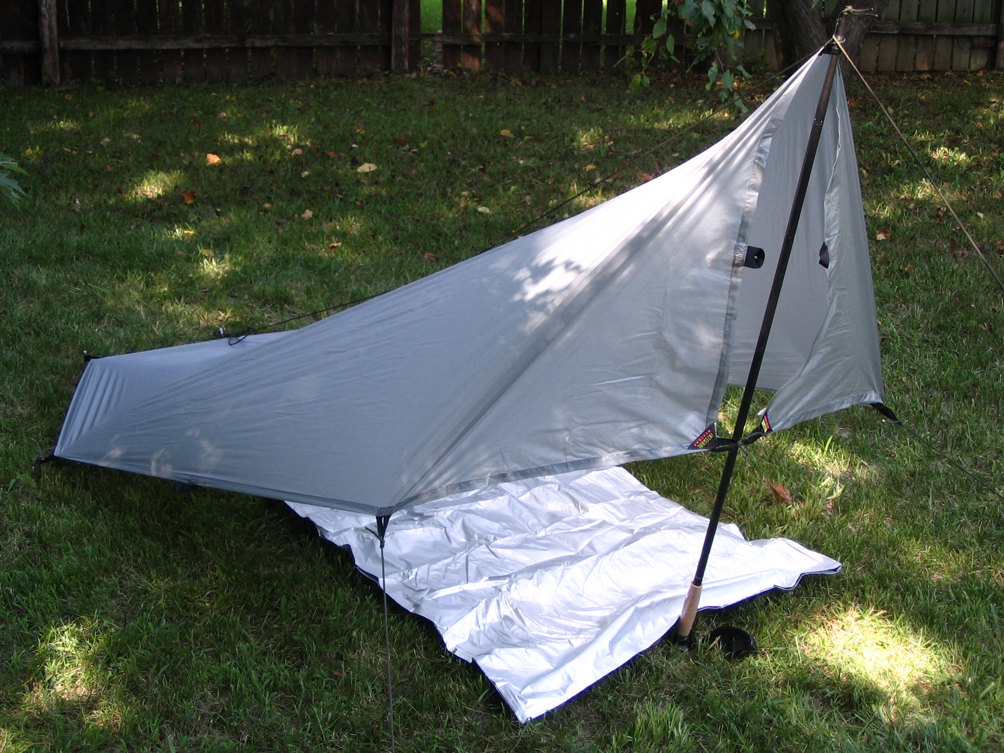 A simple one-pole technique. : one pole tents - memphite.com
